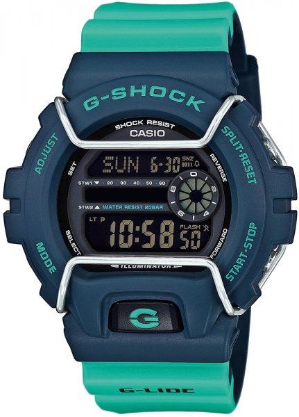 GLS-6900-2AER - zegarek męski - duże 3