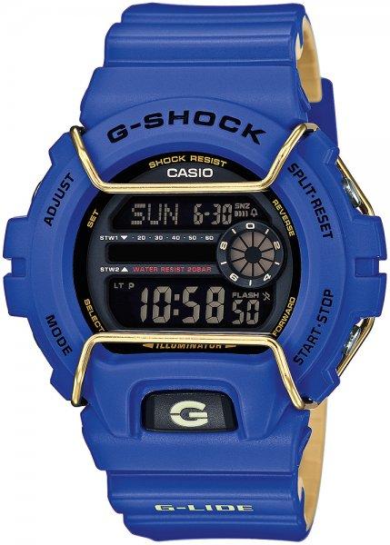 GLS-6900-2ER - zegarek męski - duże 3