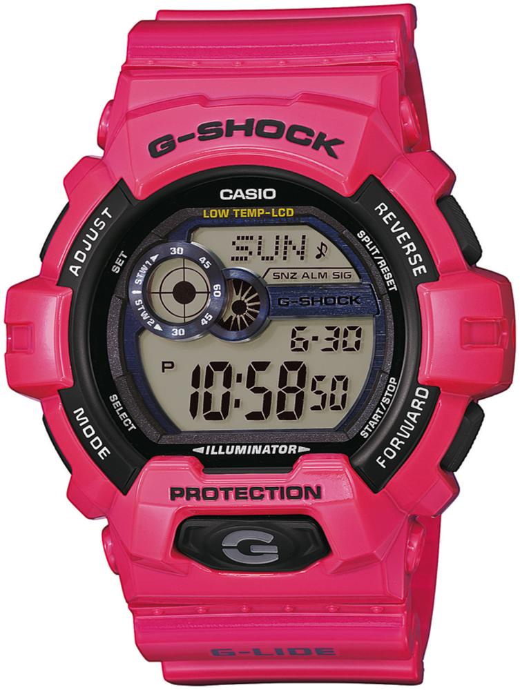 GLS-8900-4ER - zegarek męski - duże 3