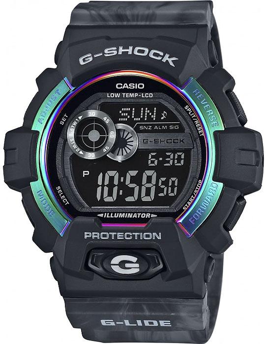 GLS-8900AR-1ER - zegarek męski - duże 3