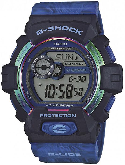 GLS-8900AR-2ER - zegarek męski - duże 3