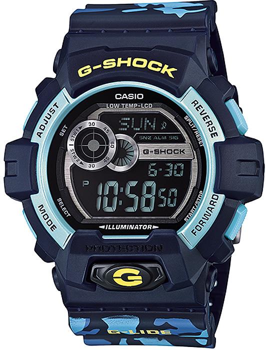 GLS-8900CM-2ER - zegarek męski - duże 3