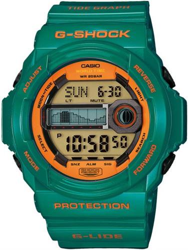 Zegarek Casio G-SHOCK GLX-150B-3ER - duże 1