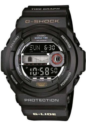 Zegarek Casio G-SHOCK GLX-150CI-1ER - duże 1