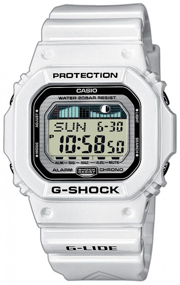 G-Shock GLX-5600-7ER G-Shock White Waver