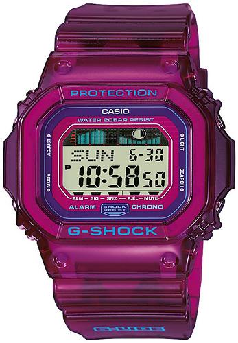 Zegarek męski Casio G-SHOCK g-shock GLX-5600B-4ER - duże 1