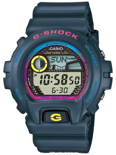 GLX-6900A-2ER - zegarek męski - duże 3