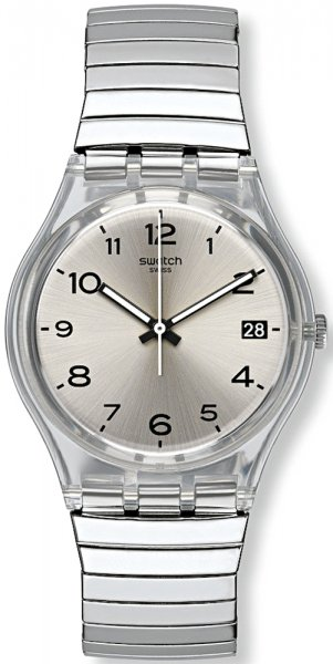 Swatch GM416A Originals Gent SILVERALL