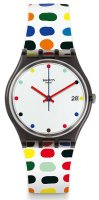 Zegarek damski Swatch originals GM417 - duże 1