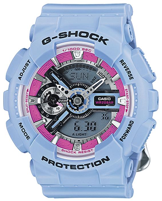 GMA-S110F-2A - zegarek damski - duże 3