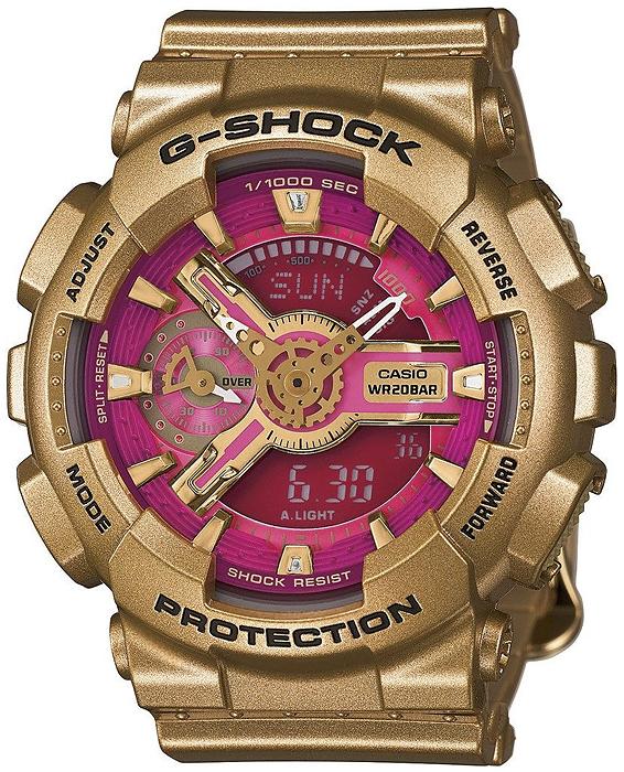 GMA-S110GD-4A1 - zegarek damski - duże 3