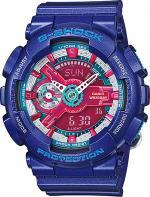 zegarek męski Casio GMA-S110HC-2A
