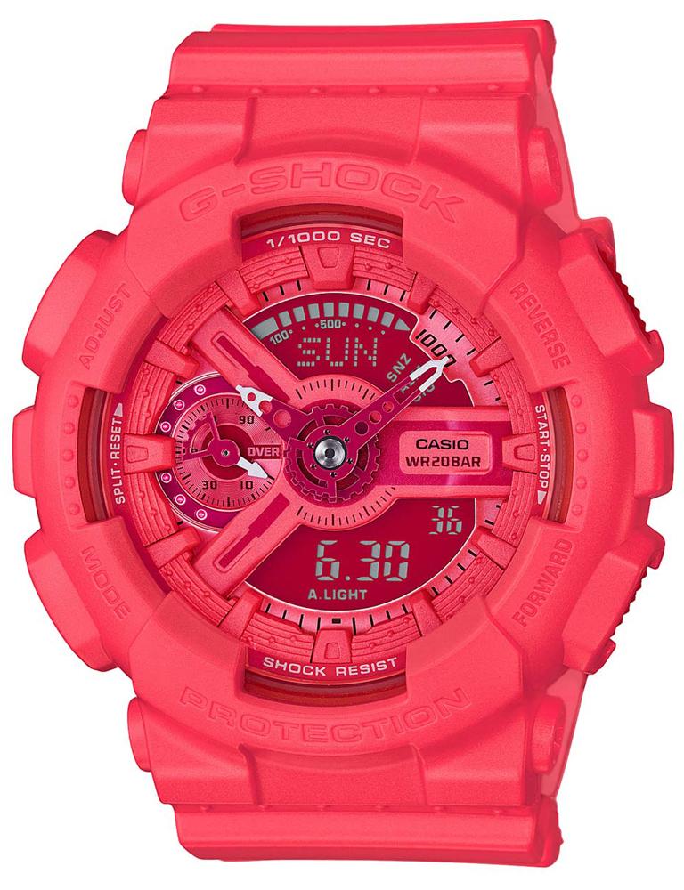 GMA-S110VC-4AER - zegarek męski - duże 3