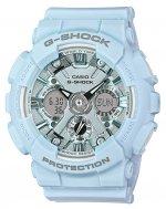 Zegarek damski Casio g-shock specials GMA-S120DP-2AER - duże 1