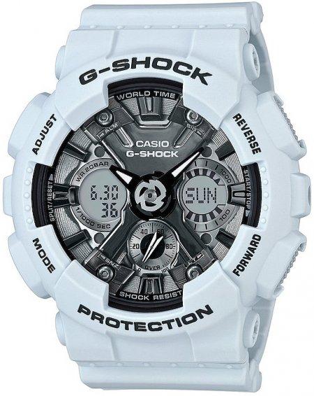 Zegarek damski Casio G-SHOCK g-shock original GMA-S120MF-2AER - duże 3