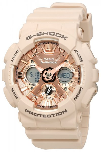 GMA-S120MF-4AER - zegarek damski - duże 3