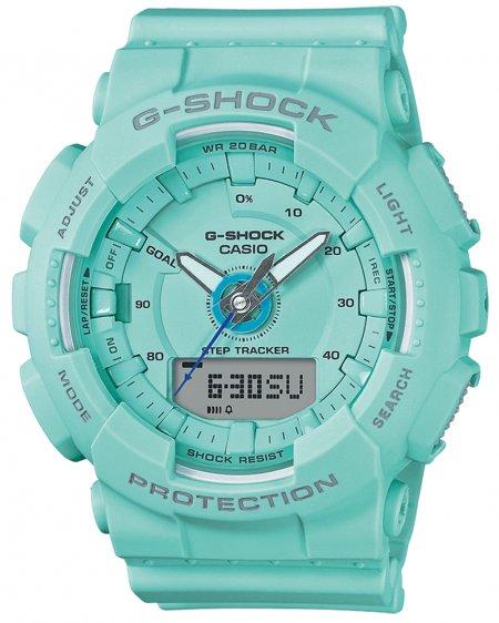 G-Shock GMA-S130-2AER G-SHOCK S-Series S-SERIES STEP TRACKER