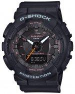 Zegarek damski Casio g-shock s-series GMA-S130VC-1AER - duże 1
