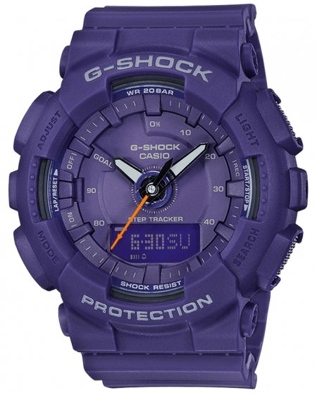 G-Shock GMA-S130VC-2AER G-SHOCK S-Series S-SERIES STEP TRACKER LIMITED
