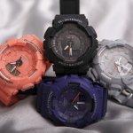 Zegarek damski Casio g-shock s-series GMA-S130VC-4AER - duże 5