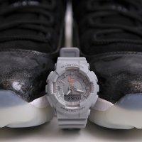 Zegarek damski Casio g-shock s-series GMA-S130VC-8AER - duże 3