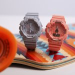 Zegarek damski Casio g-shock s-series GMA-S130VC-8AER - duże 4