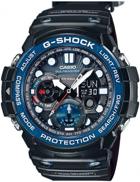 Zegarek G-Shock Casio Gulfmaster -męski - duże 3