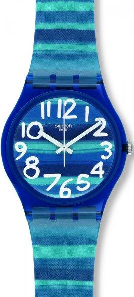 Zegarek damski Swatch originals gent GN237 - duże 1