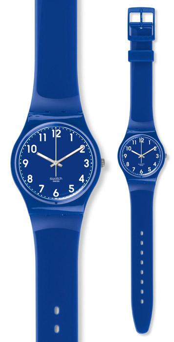 Zegarek damski Swatch originals gent GN238 - duże 1