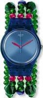 Zegarek damski Swatch originals gent GN243B - duże 1