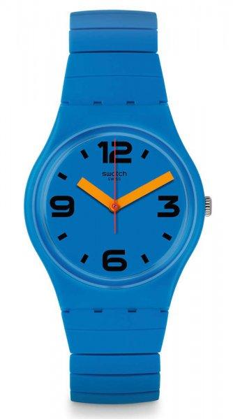 Zegarek damski Swatch originals GN251B - duże 1