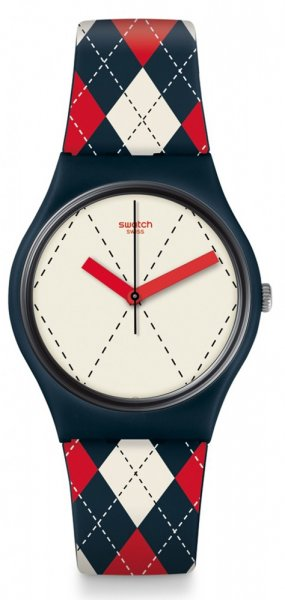 Zegarek Swatch GN255 - duże 1