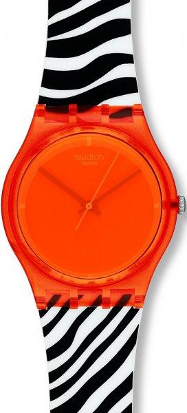 Swatch GO107 Originals Gent Orange Zeb