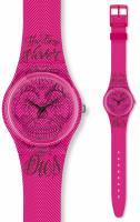 zegarek Time Never Dies Pink Swatch GP138