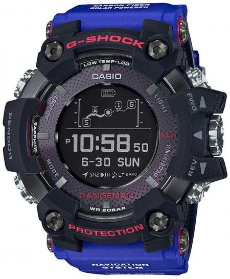 Zegarek G-Shock Casio RANGEMAN TEAM LAND CRUISER LIMITED -męski - duże 3