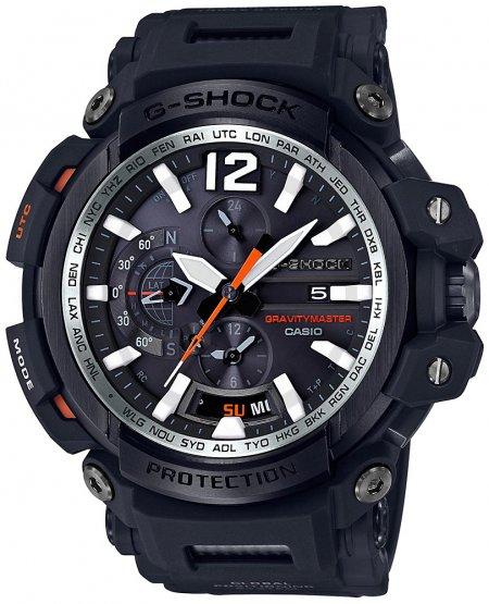 Zegarek Casio GPW-2000-1AER - duże 1