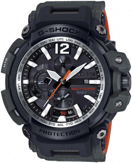 Zegarek Casio GPW-2000-3AER-POWYSTAWOWY - duże 1