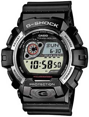 GR-8900-1ER - zegarek męski - duże 3