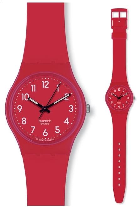 Swatch GR154 Originals Gent Cherry-Berry