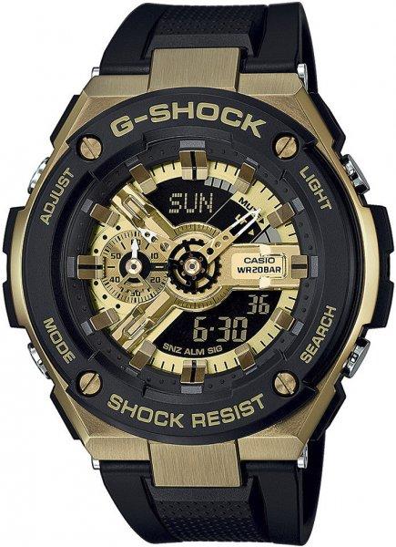 GST-400G-1A9ER - zegarek męski - duże 3