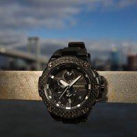 Zegarek męski Casio g-shock g-steel GST-B100X-1AER - duże 2