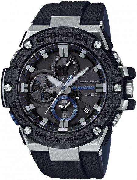 G-Shock GST-B100XA-1AER G-SHOCK Specials G-STEEL BLUETOOTH SYNC CARBON LIMITED