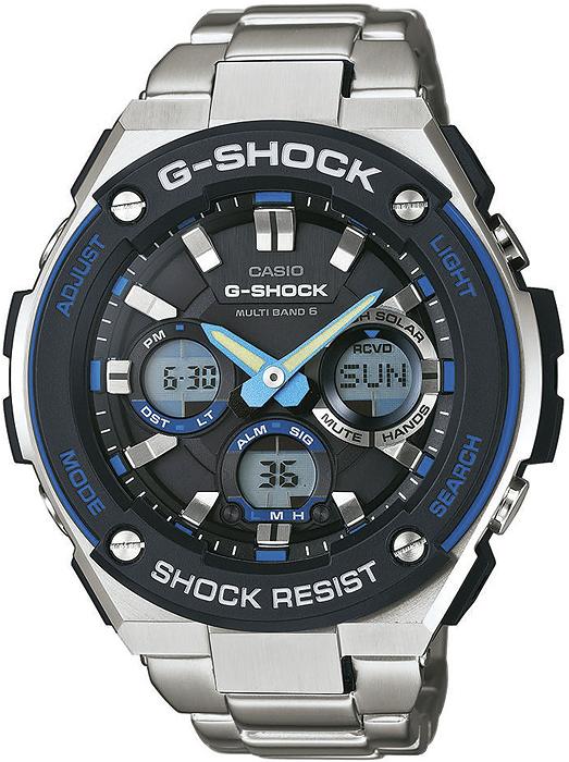 Zegarek G-Shock Casio G-Steel -męski - duże 3