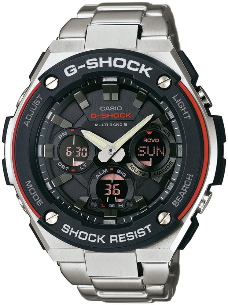 GST-W100D-1A4ER - zegarek męski - duże 3