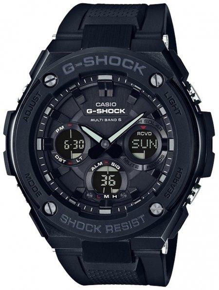GST-W100G-1BER - zegarek męski - duże 3