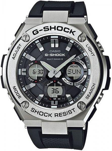 Zegarek Casio GST-W110-1AER - duże 1