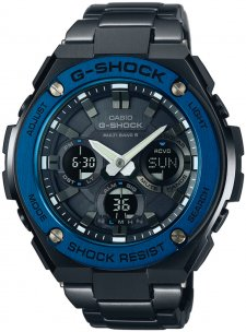 zegarek męski Casio G-Shock GST-W110BD-1A2ER