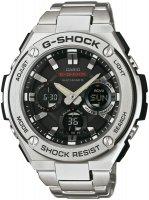 Zegarek męski Casio g-shock g-steel GST-W110D-1AER - duże 1