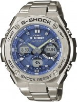 Zegarek męski Casio g-shock g-steel GST-W110D-2AER - duże 1