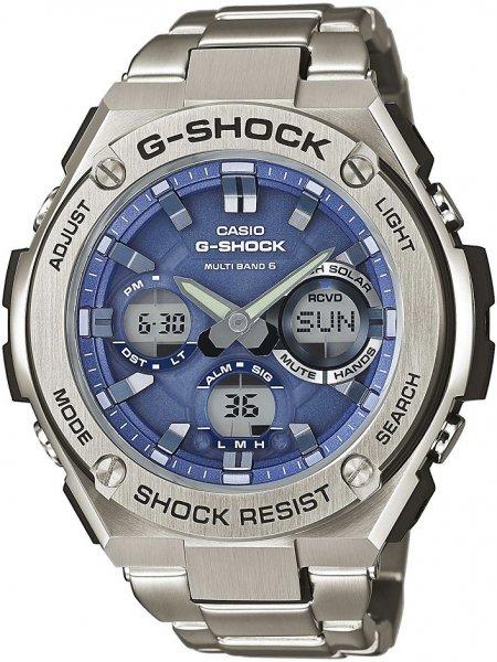 Zegarek Casio GST-W110D-2AER - duże 1